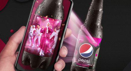 Pepsi AR concert